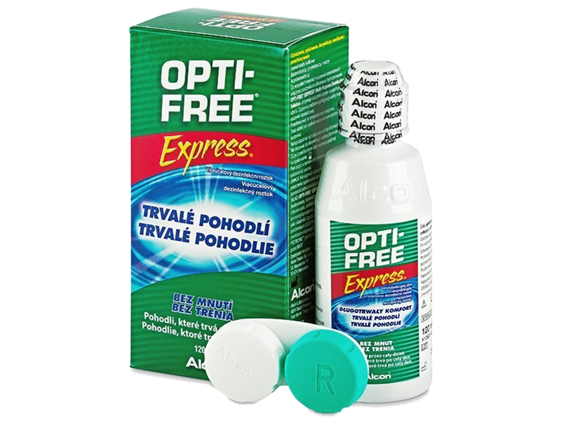 Alcon Opti-Free Express (120 ml)
