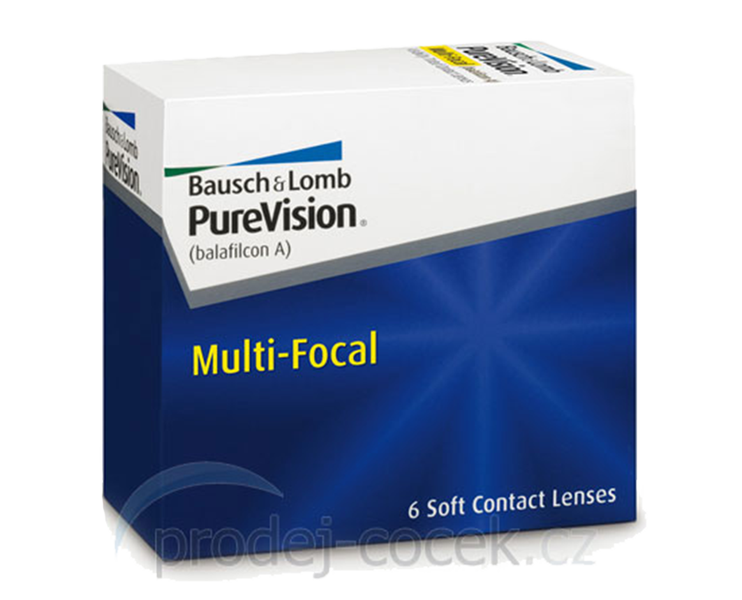 Pure Vision Multi - Focal (6 čoček)