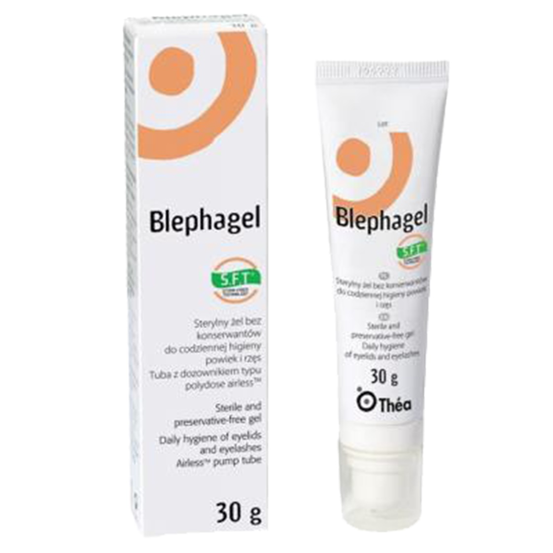 Blephagel (30 g) - oční gel