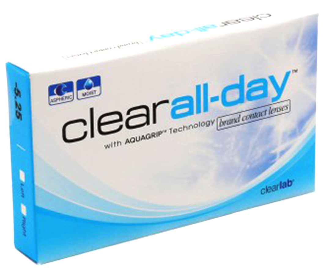 Clear All - Day (6 čoček)