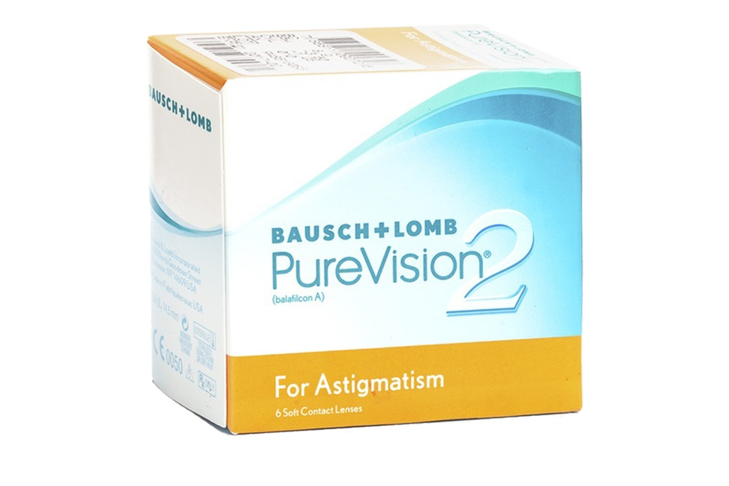 Pure Vision 2HD for Astigmatism (3 čočky)
