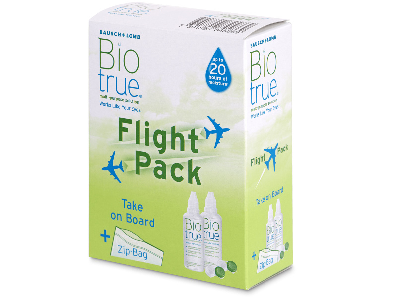 Biotrue Multi-Purpose (2x60 ml)