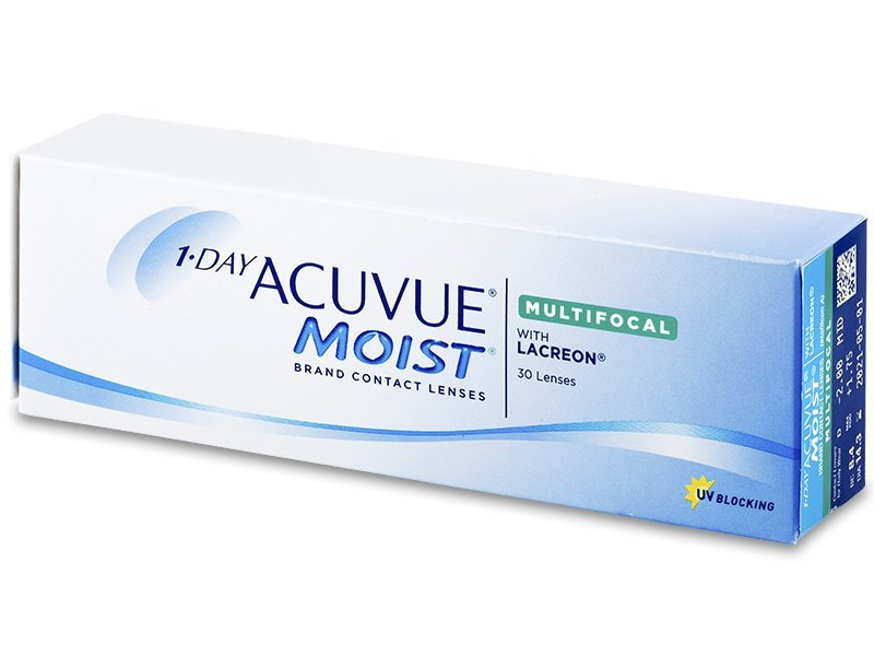 1-Day Acuvue Multifocal (30 čoček)