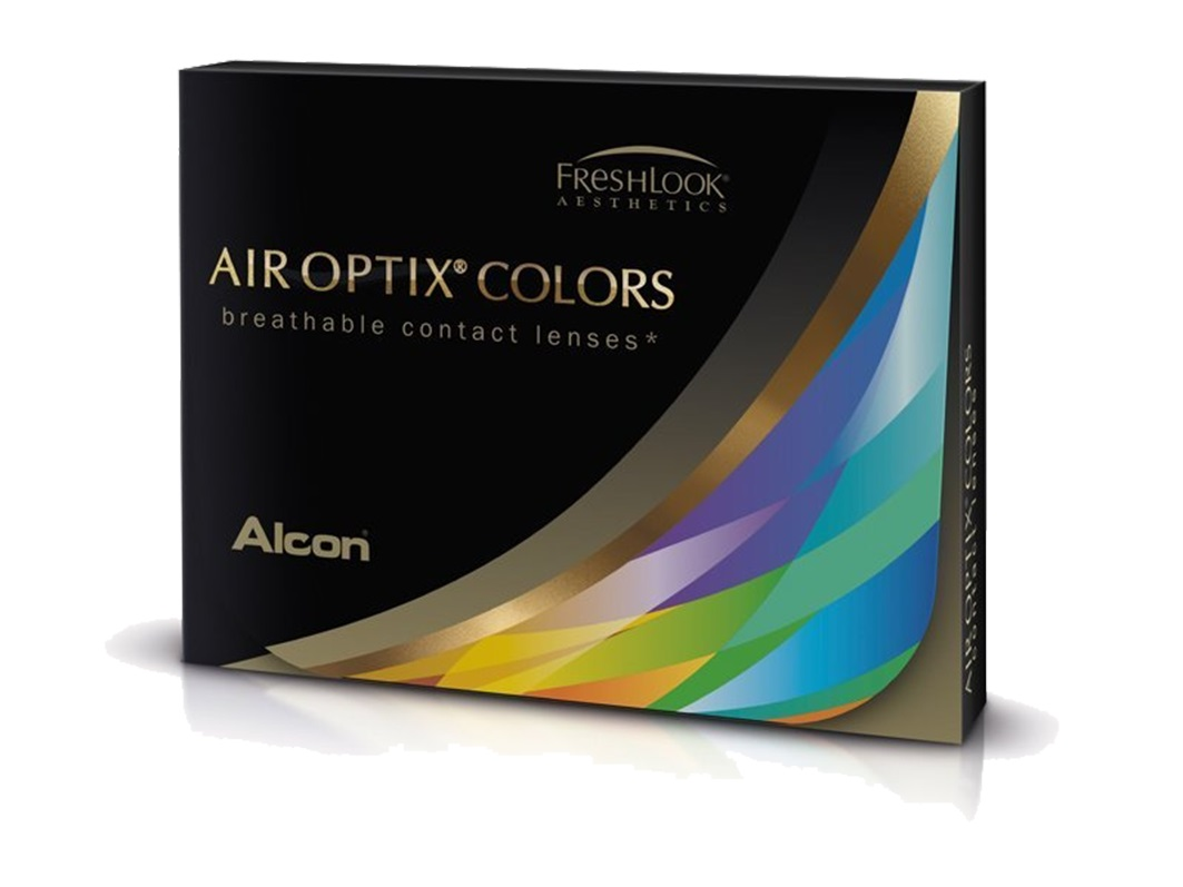 Air Optix Colors (2 čočky)