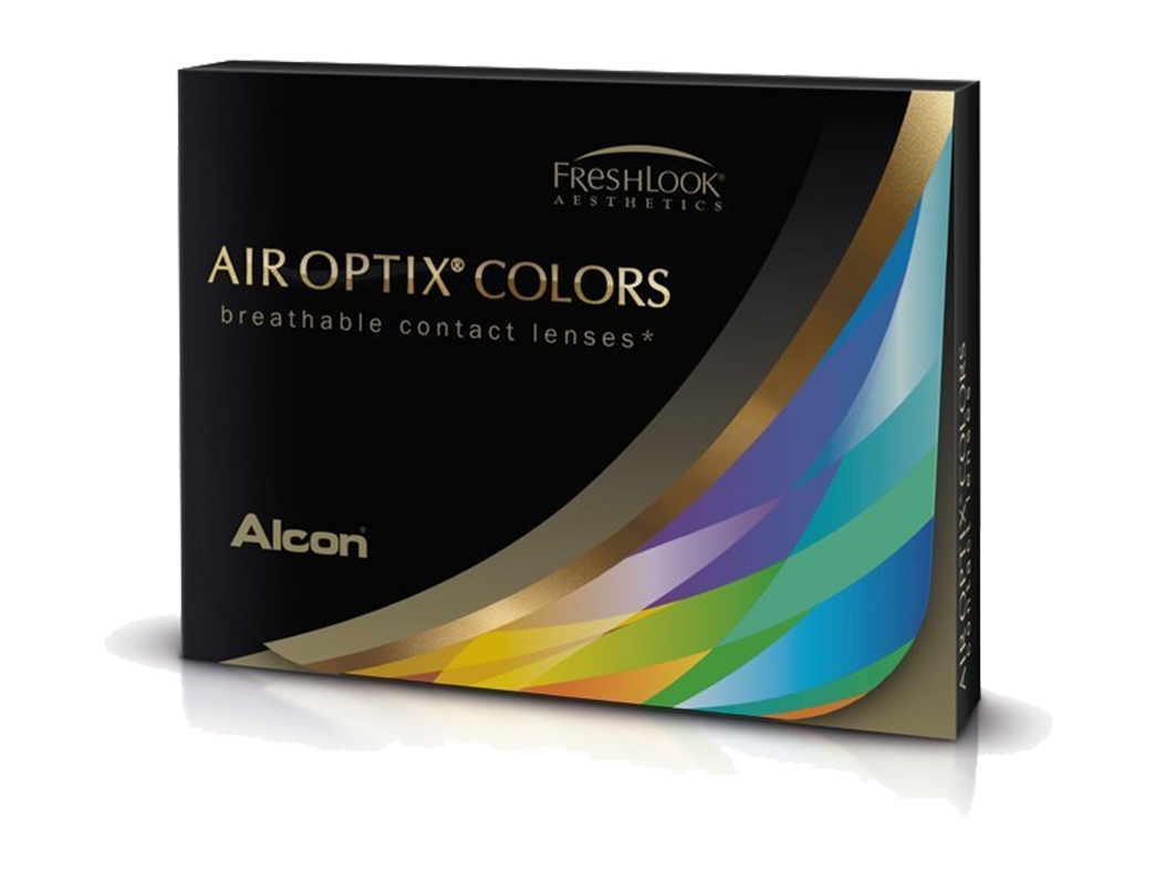 Alcon Air Optix Colors (2 čočky)