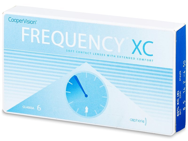 Frequency XC (6 čoček)