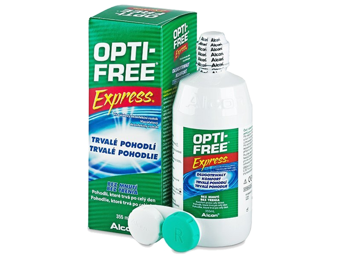 Alcon Opti-Free Express (355 ml)