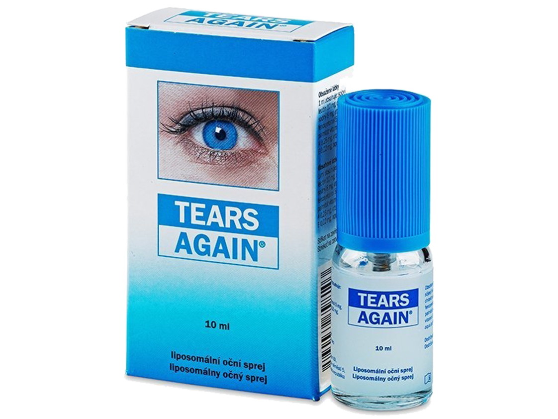 Tears Again (10 ml) - oční sprej