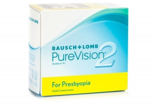 Pure Vision 2 for Presbyopia (6 čoček)